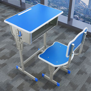 Chair And Desks For Set Furniture Chairs Plastic Sets Student Students 2 Kids Used Sale Seat High New Height Primary School Desk