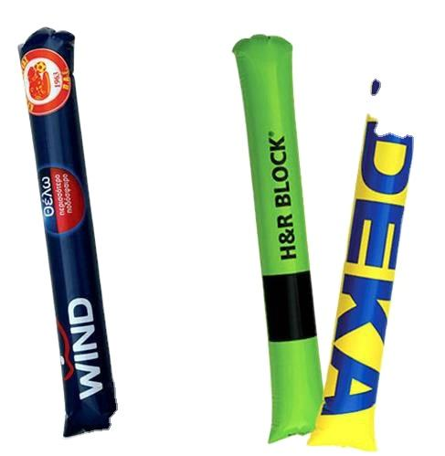 Wholesale High Quality Modern World cup inflatable cheering sticks ,cheer up sticks