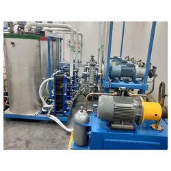 3 component high pressure polyurethane foam machine