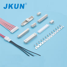 JKUN molex pin 1.25mm pitch copper electrical quick connect connectors wiring harness wire terminal block  SMD PCB connector