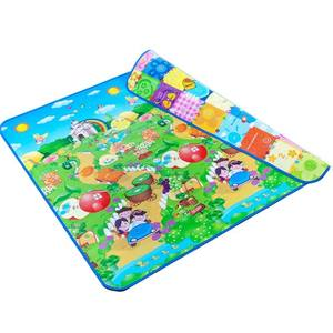 Waterproof baby floor play mat