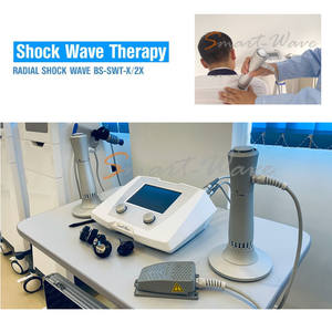 Shock wave therapy equipment BS-SWT2X ESWT TREAT back pain treatment shockwave therapy joints