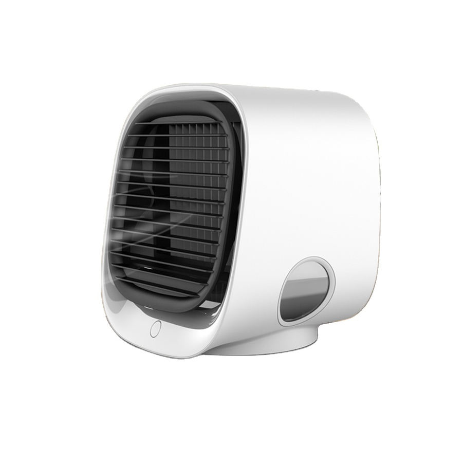 2020 new mini anion air conditioning fan usb small cold air purification refrigeration multifunctional cooling fan