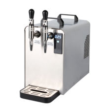 Stainless steel sparkling water commercial soda water cooler dispenser