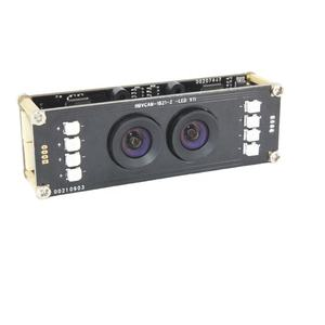 2MP HD Dual Lens Blacklight Face Recognition Live Sensor HM2131(1/2.7'') *2 CMOS Camera Module