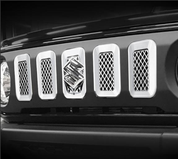 For 2014-2015 Acura Mdx Front Bumper Insert Fog Light Cover Garnish Lh