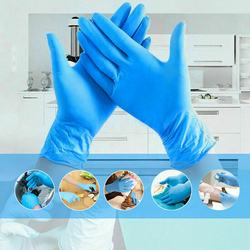 Disposable Nitrile Powder Free Examination Hand Protector