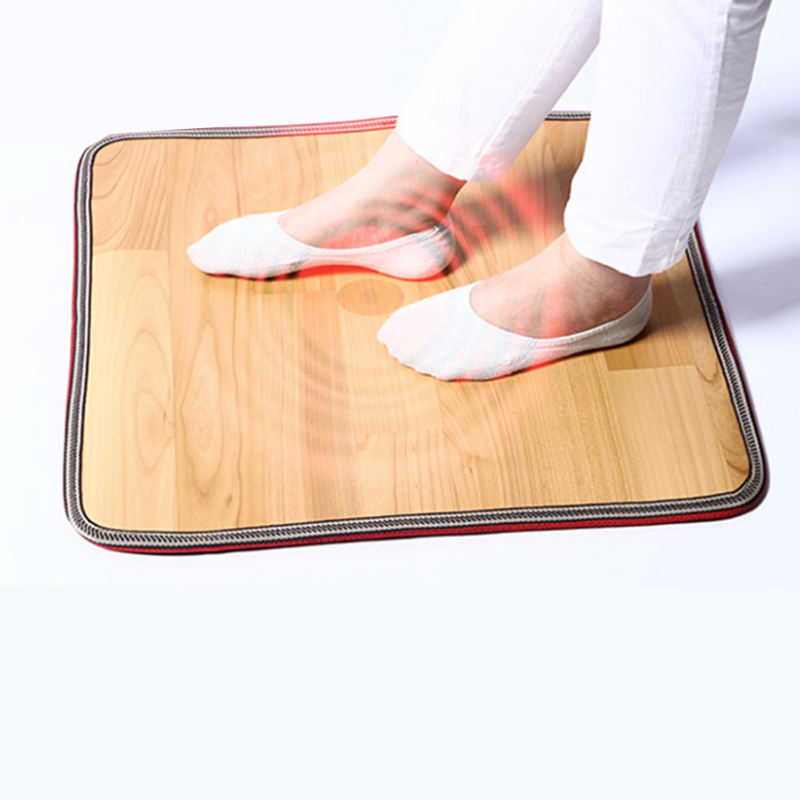 High Quality 220V Home Office Use Electric Heating Pad, Electric Foot Warmer Mat