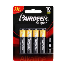 Pairdeer satisfying service mini 2900mAh no.5 1.5v aa battery