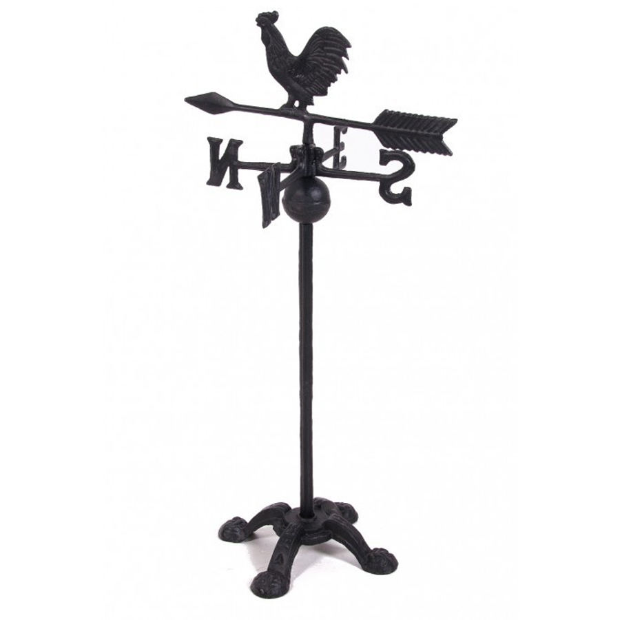 Metal Cast Iron Weather Wind Vane