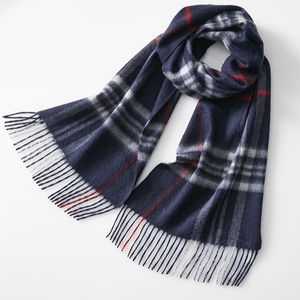 High Quality Women Pashmina Scarf Plain Winter Color 100% Cashmere Scarf cf cashmere china