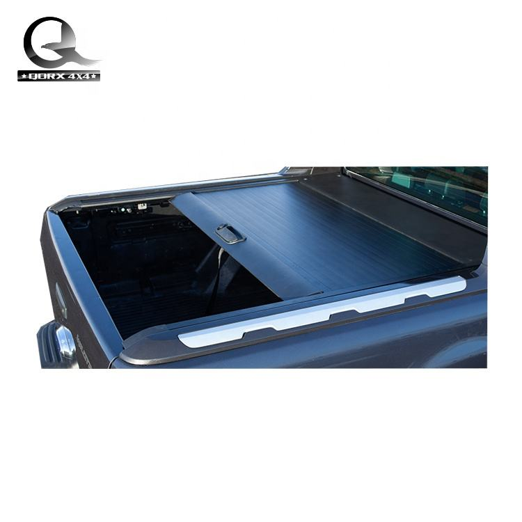 New Design Aluminum Tonneau Cover Truck Bed Cover For Ford ranger wildrak T7