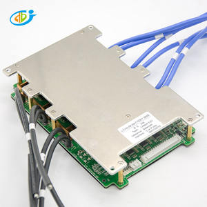 bms lifepo4 16s 48v 200a Common Port With Balance function bms For Lifepo4 Battery bms circuit board