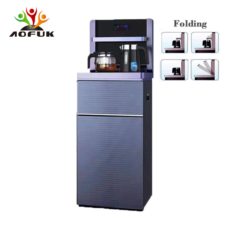 Home appliances bottom loading drinking hot and cold machine tea bar machine intelligent Water dispenser