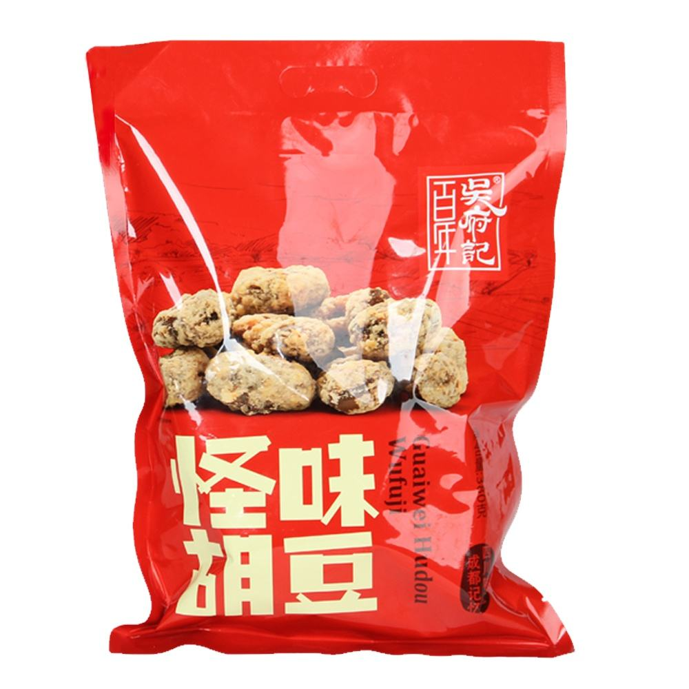2020 Best Selling Chinese traditional broad bean snacks