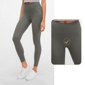D19108 women naked feeling buttery soft yoga align leggings squat proof high waisted workout fitness leggings