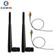Whip 3dBi Rubber DVB T2 WIFI Antenna For TV Box