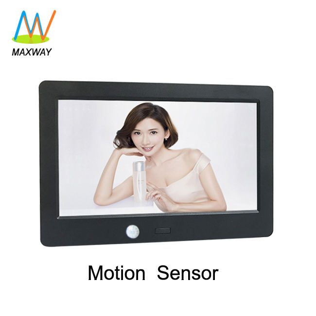 Advertising Display Hd Video Motion Sensor Digital Photo Frame 7Inch