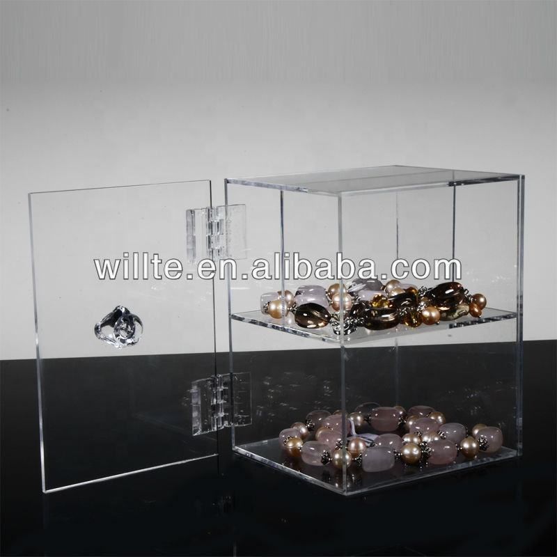 HOT sale Shenzhen Wholesale jewelry display showcase with door