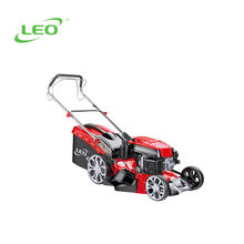 LEO LM51Z-2L  Mass production Self propelled mini Gasoline mowing machine Suitable for lawn gardens