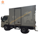 China Supplier Dongfeng 180hp 10-12 Tons Refrigerated Truck Body for NISSAN Refrigerated Truck