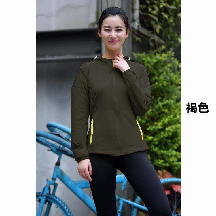 Multifunctional Sportswear Cooling Jacket with fans