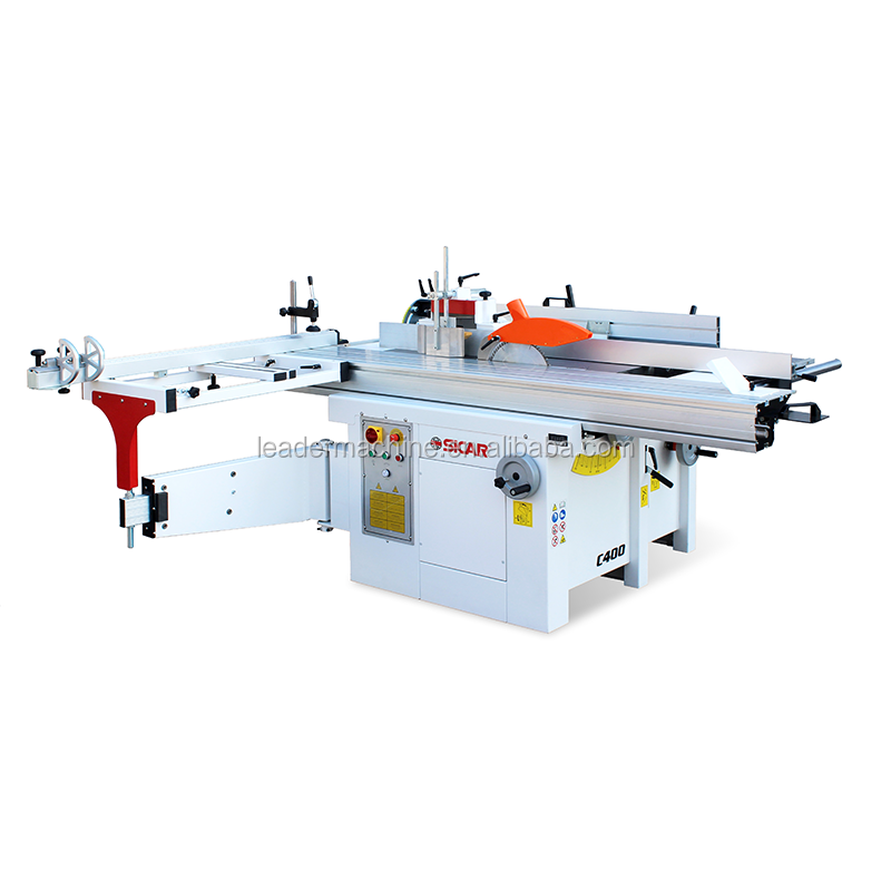 C400 Italian SICAR BRAND Combined Universal Wood Machine Woodworking Combination Machine