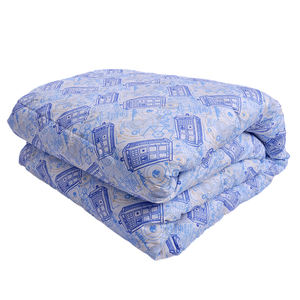 Cheap microfiber comforter and wholesale 1 piece printed comforter