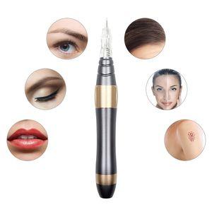 Biomaser microblading supplies digital PMU machine pen permanent make up tattoo machine for eyebrow/eyeline/lips microblading