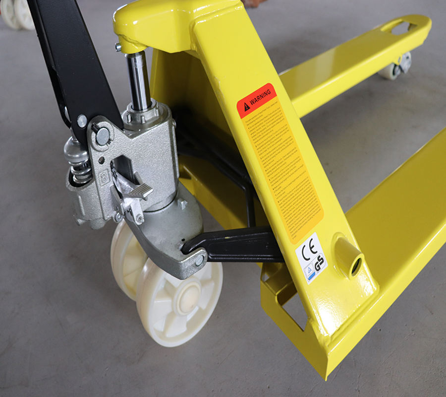 CE Hydraulic Manual Pallet Jack Hand Pallet Truck