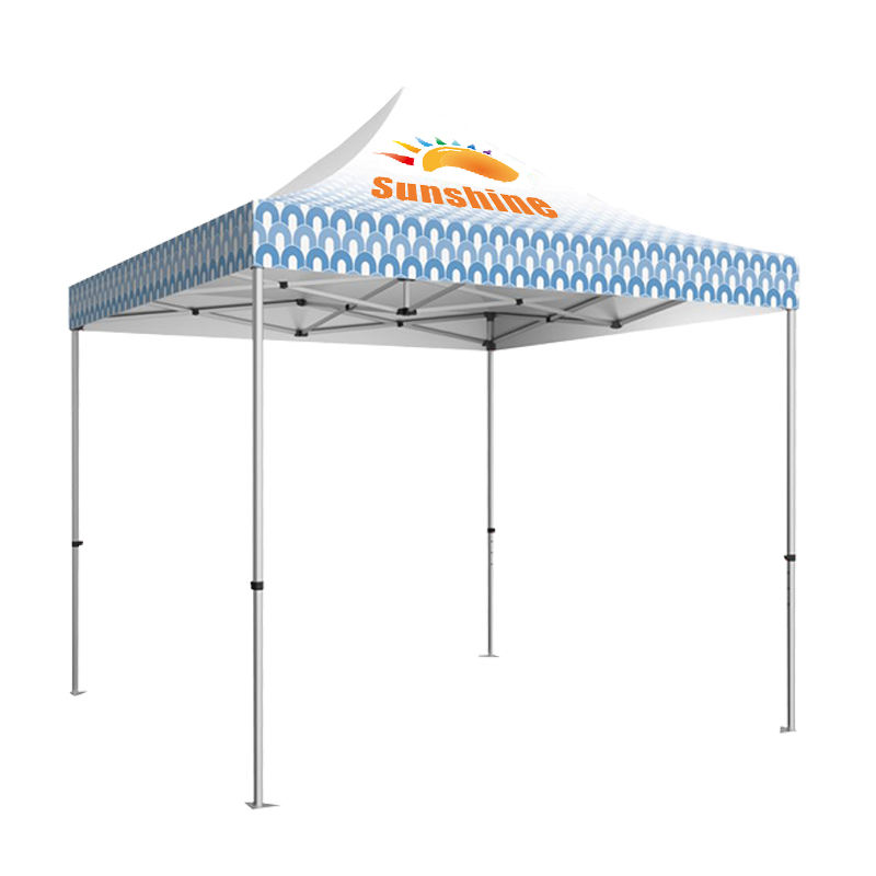 Wholesale marquee with custom logo printed folding canopy tent for trade show advertising