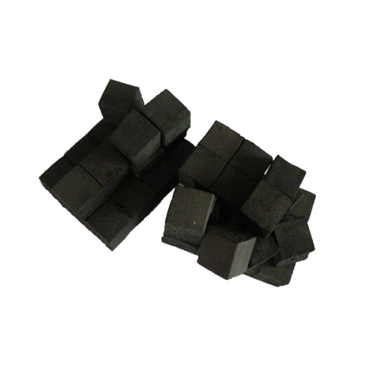 bamboo sawdust hardwood cube shisha charcoal for hookahs