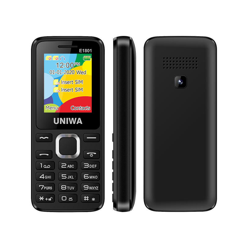 Hot Stock 1.77 Inch Keypad Feature Phone Torch