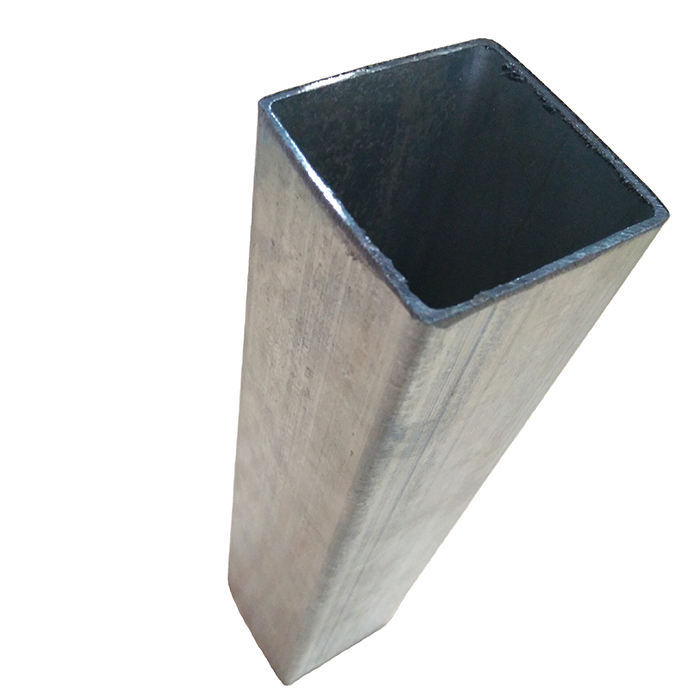 ASTM a500 garde a galvanized hollow section150x150 galvanized square pipe