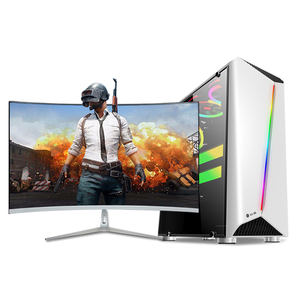 24 inch new computer pc desktop gaming pc wholesale promotional gamer computer desktop