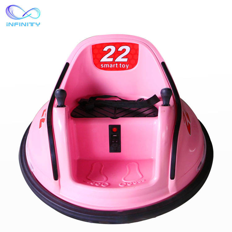 2020 Wholesale Kidzone Ride On Car Kids Bumper Car 6v 4.5 Ah Battery Car Toys For Sale