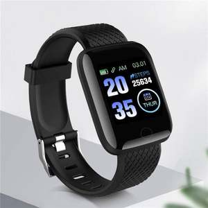 Sport Watch Pedometer Heart Rate Monitor Blood Pressure 116Plus DZ09 M2 M2S M3 M4 Smart Band Smartbands