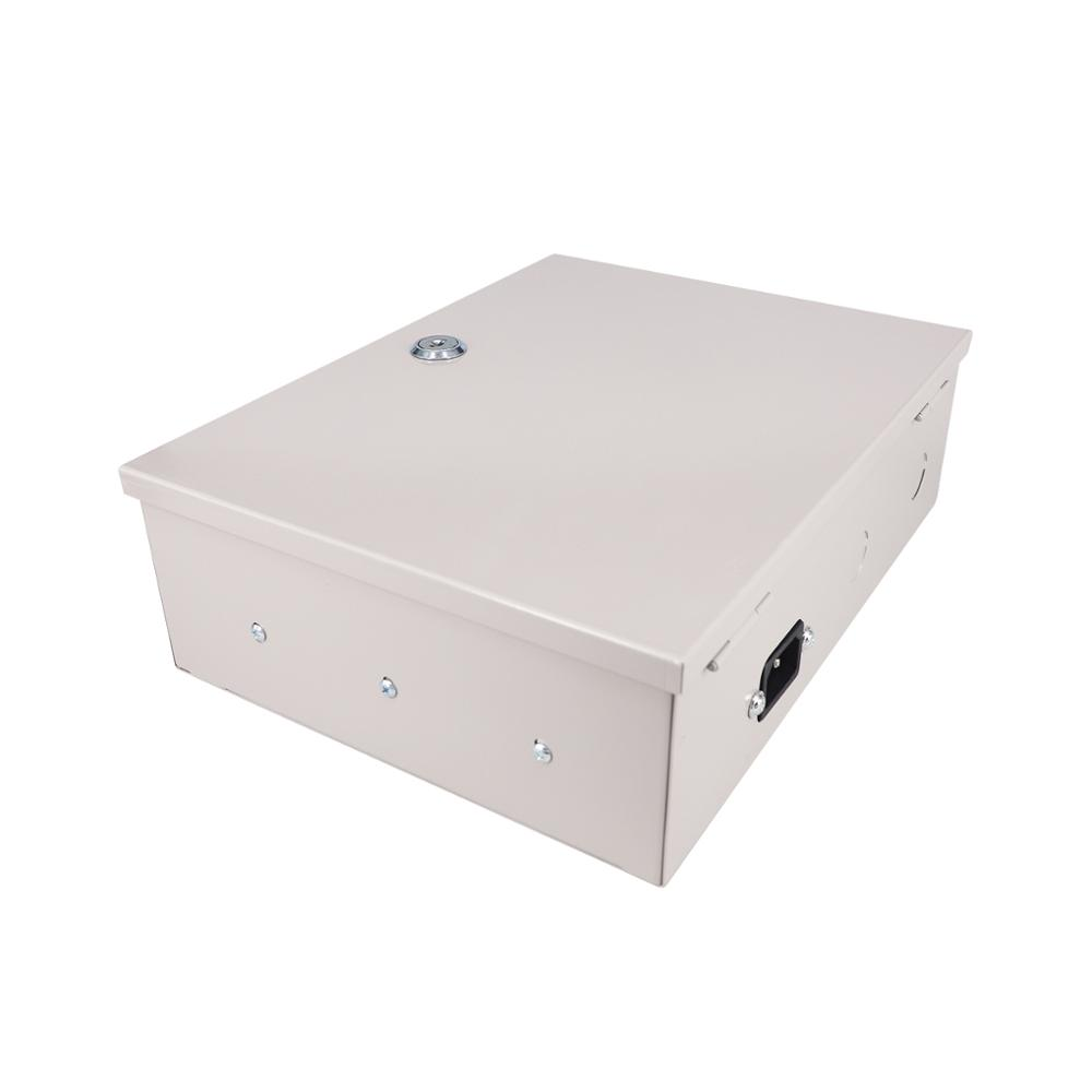 SOMPOM CCTV Box 12v10a9CH UPS Switching Power Supply