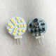 Flat Disc PCB 10-30V 2835SMD G4 LED Bulb Spot Light