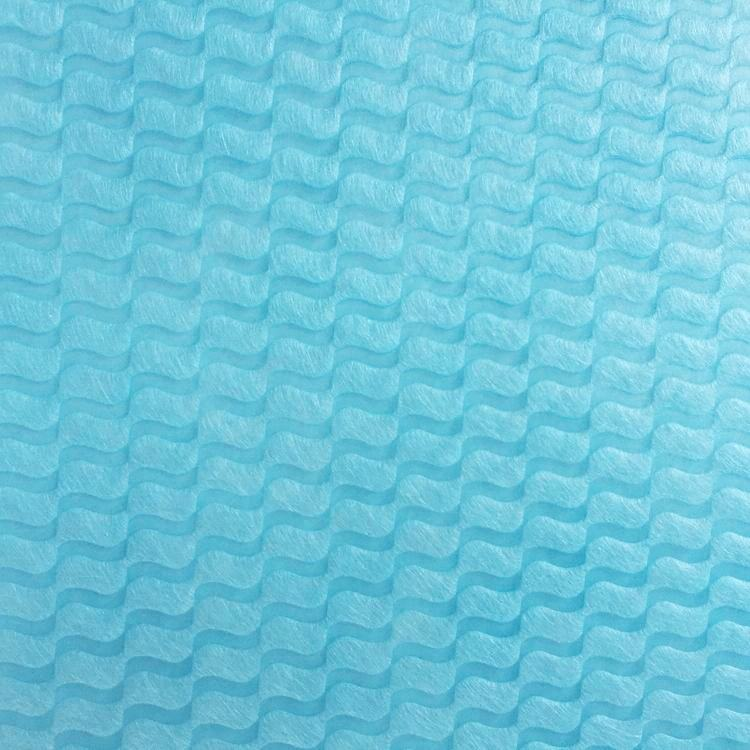 100% PP embossing nonwoven fabric for flower wrapping, table cloth