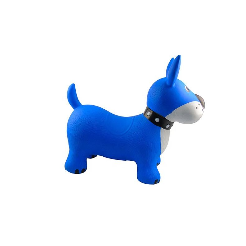 Top quality PVC carton dog skippy animal