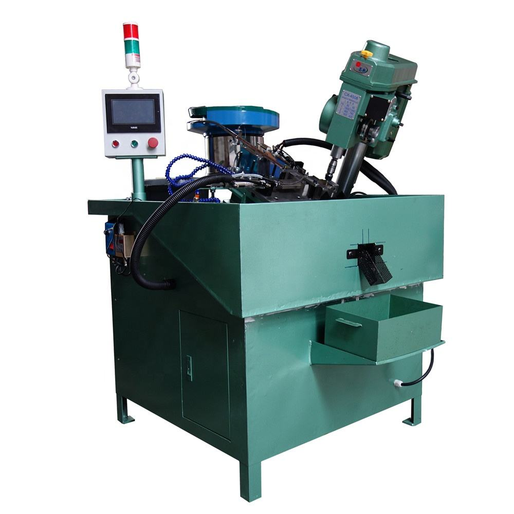 20 Year Factory CE Certified Easy Operation Auto Feed Fully Automatic Tapping Threading Machine