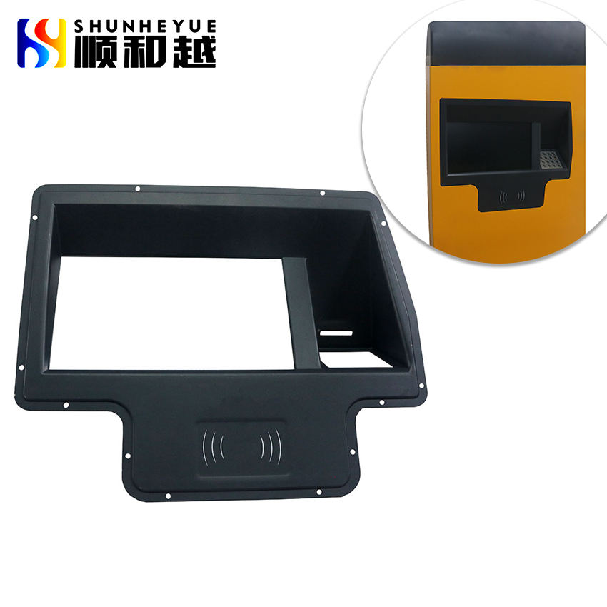 Thermoforming Customized Size ABS Plastic Thermoformed And Vacuum Formed For Display Shell