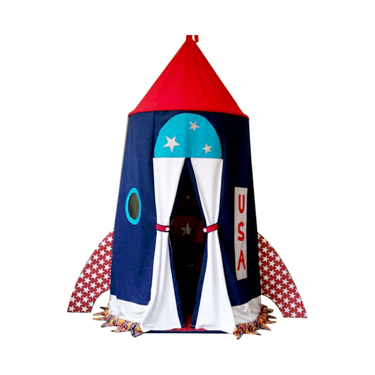 Rocket Shape <span class=keywords><strong>Kinderen</strong></span> Pop Up Play <span class=keywords><strong>Tent</strong></span> <span class=keywords><strong>Kinderen</strong></span> <span class=keywords><strong>Tent</strong></span> Speelhuis