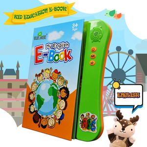 My first word book early development electronic activity abc games ortografia espanhol-inglês tablet infantil importação