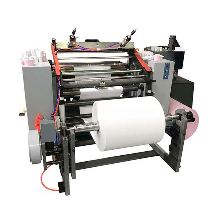 User Friendly Automatic Slitting Machine Jumbo Roll Paper Slitter Rewinder