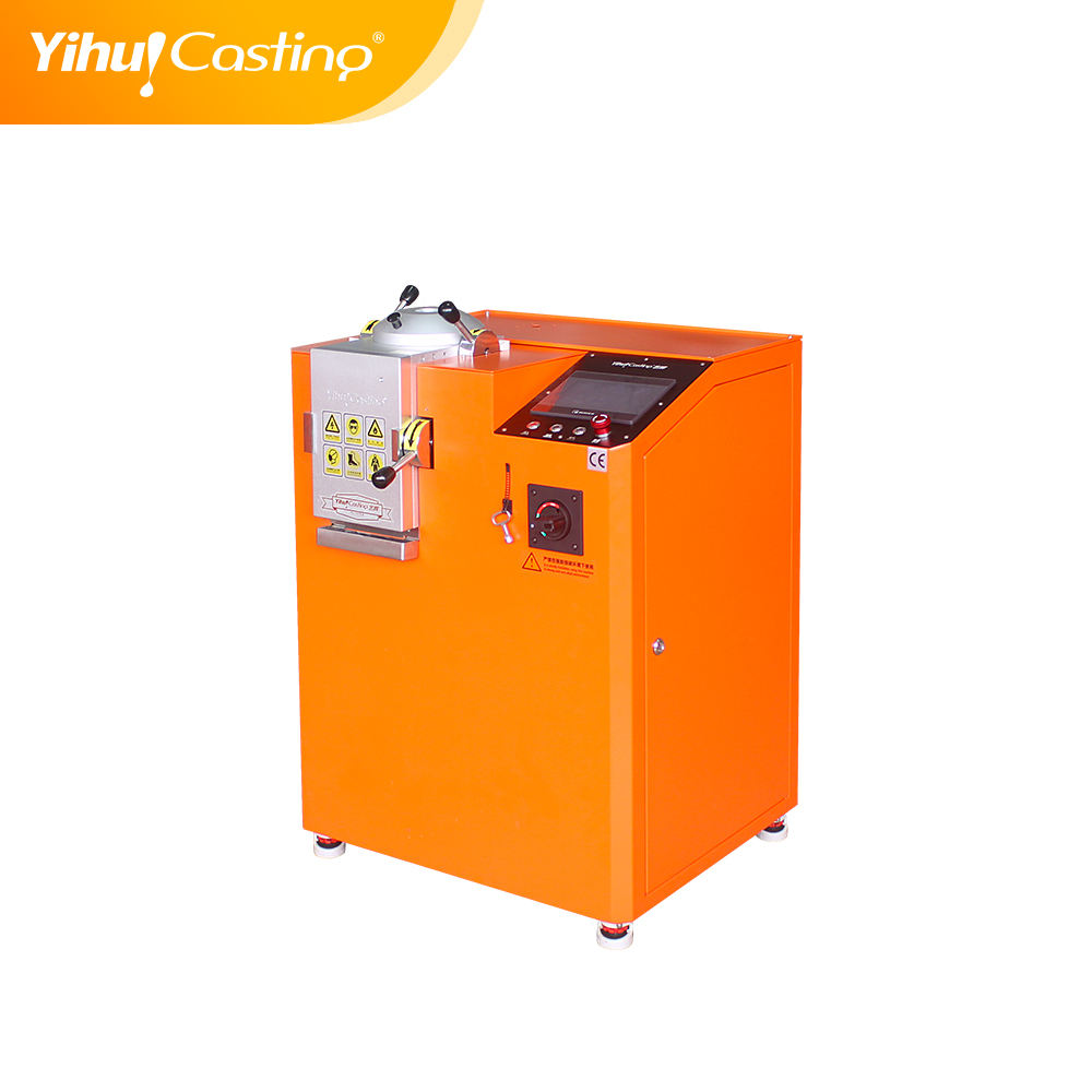 Yihui Centrifugal rotary casting machine for platinum K gold and silver casting 220V Vacuum Centrifugal Rotation