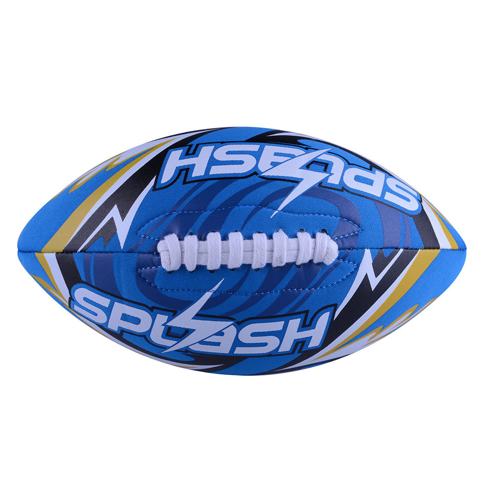 Newest neoprene beach American footballs in inflatable in football&soccer,beach waterproof football