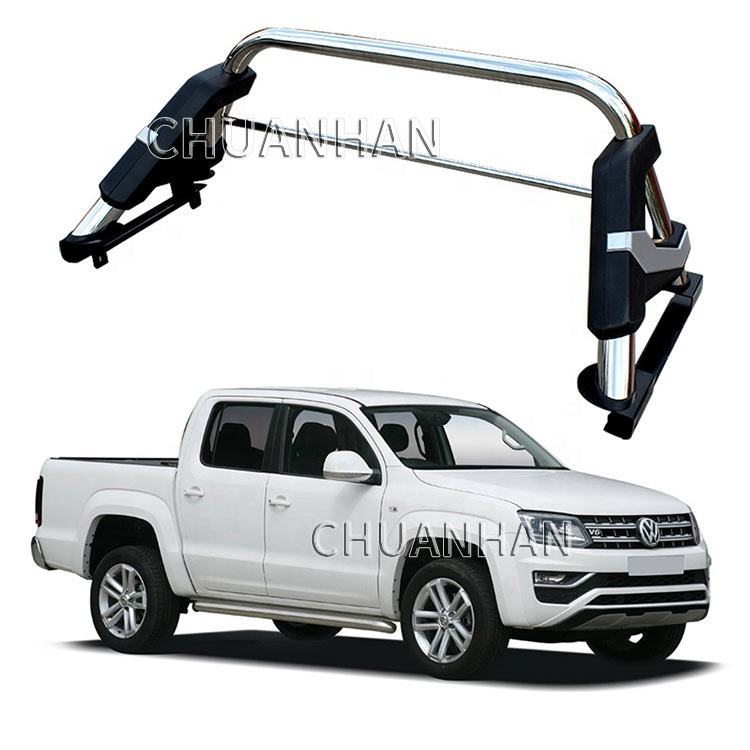 NEW Products 4x4 Car part Black Sport Roll Bar for dmax amarok 2012