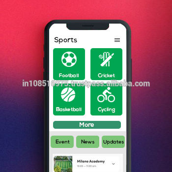Sports betting mobile app development (Android / iOS)